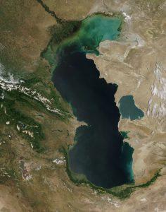 Der Streit um das Kaspische Meer wird seit dem Zerfall der Sowjetunion endlich beendet.
